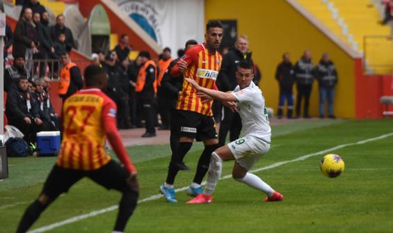 Dört gollü maçta puanlar paylaşıldı