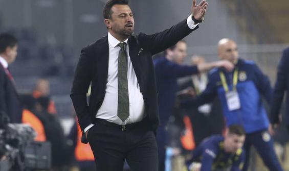 Bülent Uygun, Fenerbahçe beraberliğini değerlendirdi