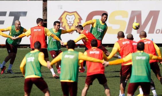 Galatasaray'ın Sivasspor maçı kamp kadrosu belli oldu