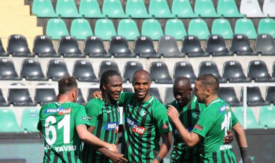 Denizlispor, Gençlerbirliği'ni tek golle geçti