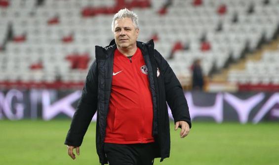Gaziantep FK teknik direktörü Sumudica Romanya'ya gitti
