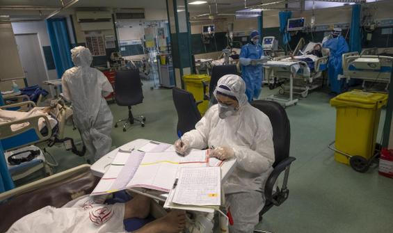 İran'da 35 günlük bebekte koronavirüs tespit edildi