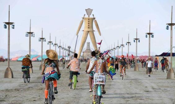 2020 Burning Man bu yıl sanal ortamda yapılacak