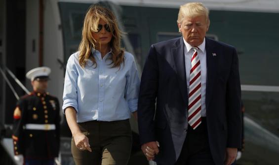 Trump: Kimse bana bakmak istemiyor