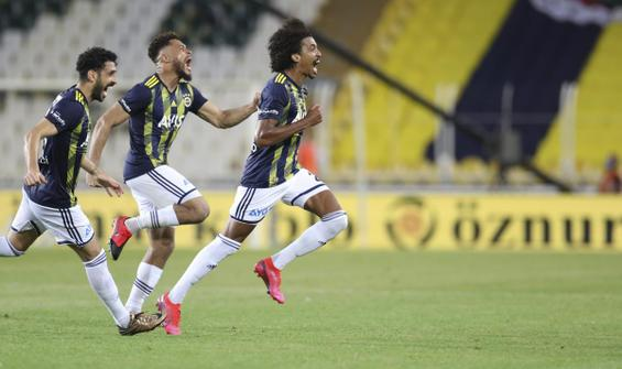 Fenerbahçe 2-1 Kayserispor
