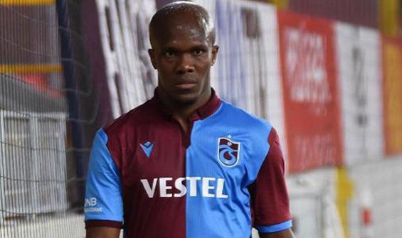Trabzonspor'a Nwakaeme şoku