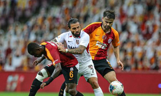 Galatasaray 3-3 Gaziantep FK
