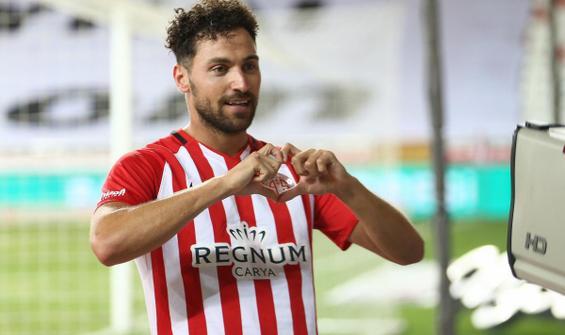 Antalyaspor'da Sinan Gümüş kararı sezon sonu verilecek