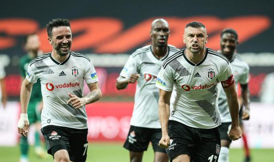 Beşiktaş 3-0 Konyaspor