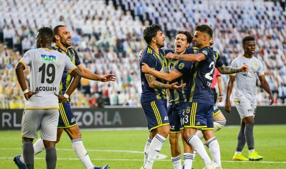 Fenerbahçe 3-2 Yeni Malatyaspor