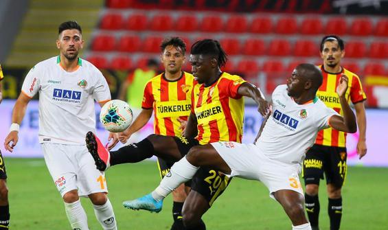 İzmir'de 6 gol var, kazanan yok