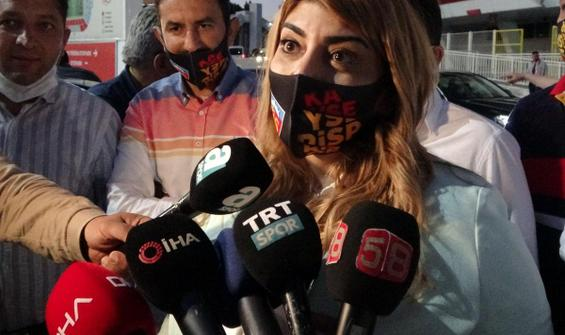 Kayserispor'da gerginlik, başkanın üzerine yürüdüler