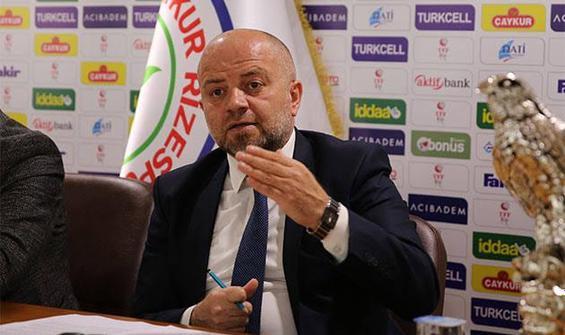 Çaykur Rizespor'dan çok sert 'Oğulcan Çağlayan' açıklaması