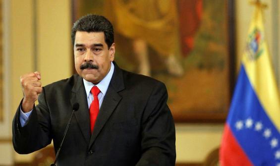 Maduro'dan AB'nin yaptırım kararına yanıt! 72 saat verdi