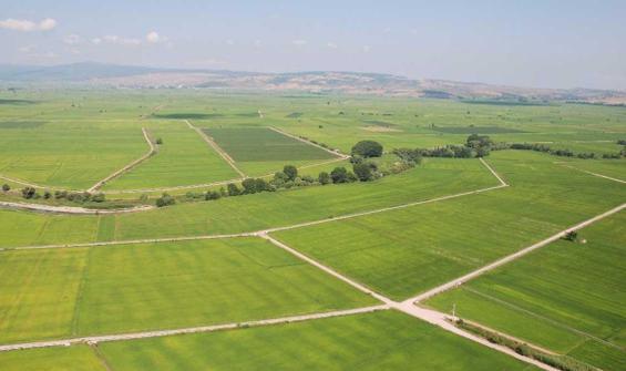 Kırsal kalkınmaya 855 milyon lira