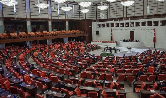 'TSK' düzenlemesi Meclis'te