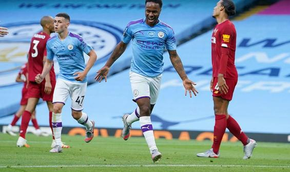 City'den Şampiyon Liverpool'a fark
