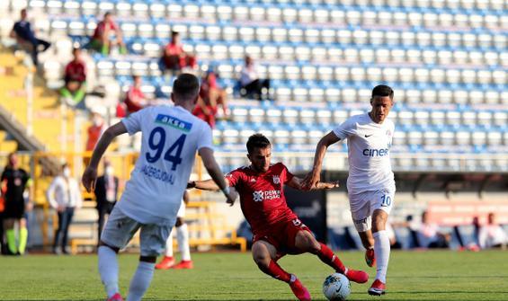 Kasımpaşa 0-0 Sivasspor