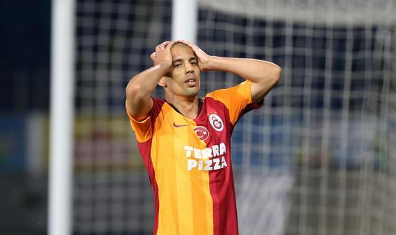 Feghouli, Trabzonspor mağlubiyetini üstlendi