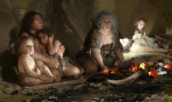 Koronavirüs DNA'sı Neanderthalların miras çıktı