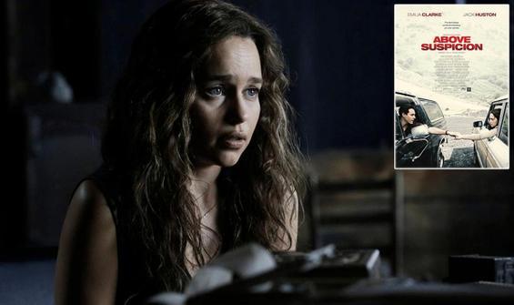 Emilia Clarke, yeni filminde hayranlarını şaşırtacak