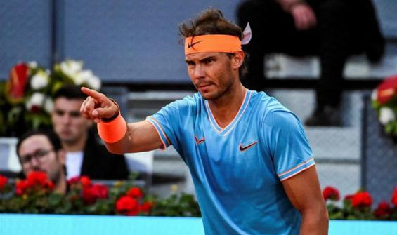 Rafael Nadal, Madrid Açık'a katılacak