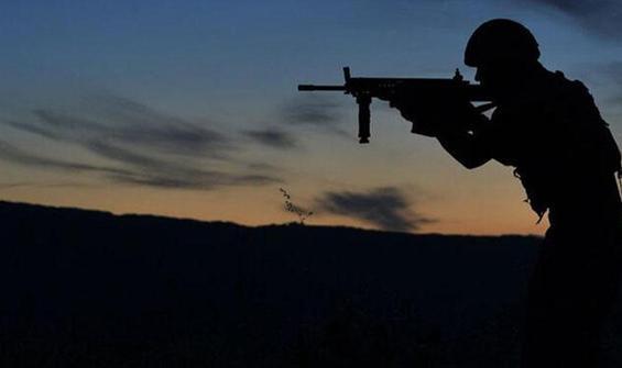 YPG/PKK üyesi kadın ikna sonucu teslim oldu