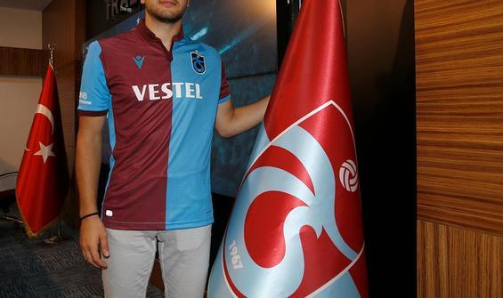 Trabzonspor, Muhammet Taha Tepe'yi açıkladı