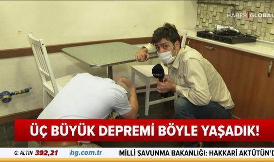 İşte Türkiye'nin 3 büyük depremi