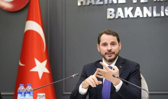 Berat Albayrak'tan BDDK değerlendirmesi