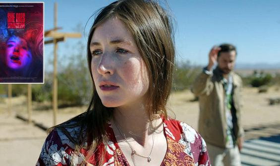 "Amy Seimetz sunar: ""She Dies Tomorrow"""
