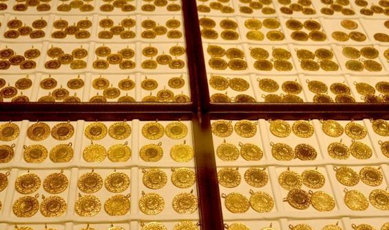 Gram altın fiyatları yükselişte