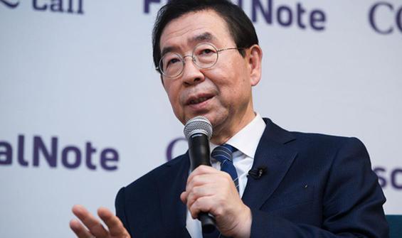Seul Belediye Başkanı ölü bulundu
