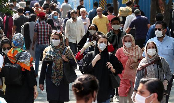 İran'da rekor sayıda ölüm kayda geçti