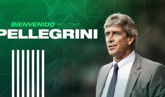 Betis, gelecek sezondan itibaren Pellegrini'ye emanet
