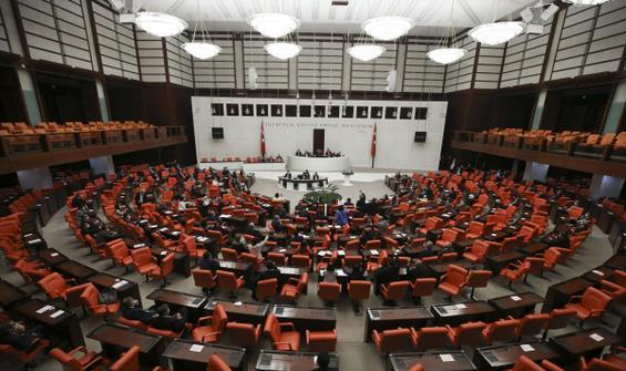 CHP, HDP ve İYİ Parti'nin önerileri kabul edilmedi