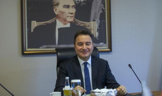 Ali Babacan'dan 'ittifak' ve 'adaylık' açıklaması