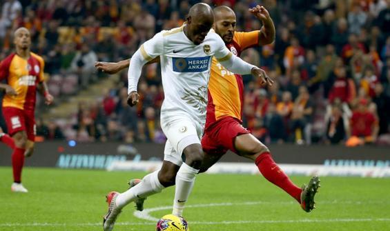 Galatasaray ile Ankaragücü 98. kez karşı karşıya
