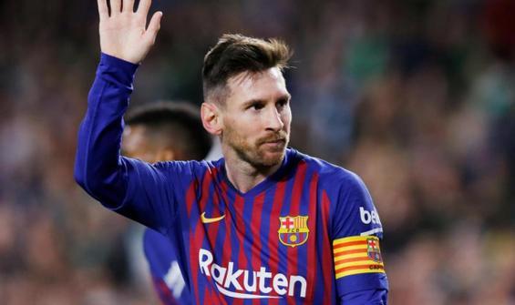 Messi'den La Liga tarihinde bir ilk daha