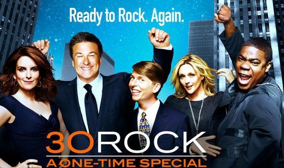 """""""30 Rock"""" sürprizlerle dönüyor: Özel bölüm, 16 Temmuz'da yayınlanacak"""
