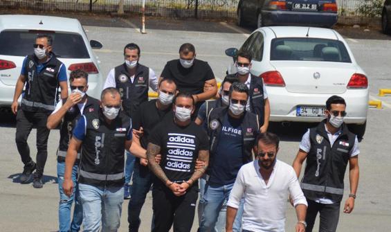"""""""Cehennem Necati"""" tutuklandı"""