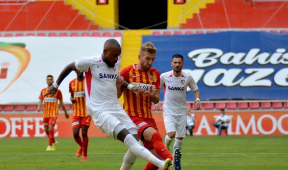 Kayserispor 1-1 Gaziantep FK