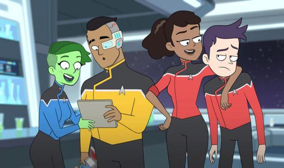 """""""Star Trek: Lower Decks"""", 6 Ağustos'ta başlıyor"""