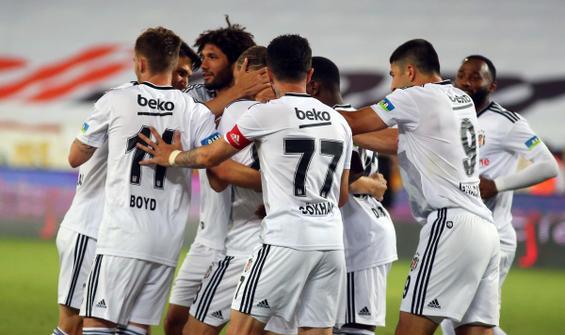 Yeni Malatyaspor 0-1 Beşiktaş
