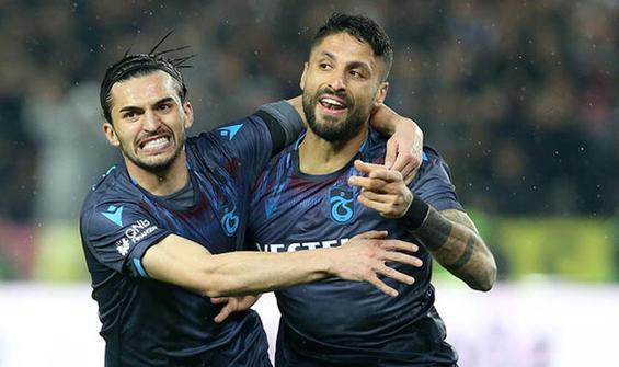 Da Costa 1 yıl daha Trabzonspor'da