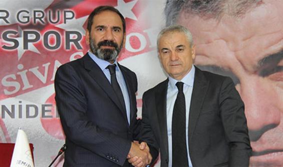 Sivasspor, Rıza Çalımbay ile devam edecek