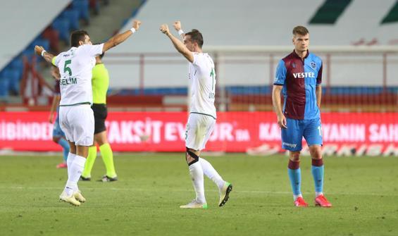 Trabzonspor pes etti