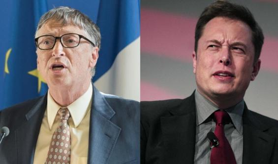 Bill Gates'den Elon Musk'a tepki!