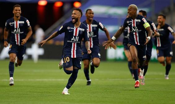 Fransa Lig Kupası'nı 9. kez PSG kazandı