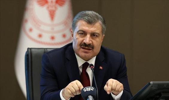 Türkiye'de bugünkü vaka sayısı 987 oldu